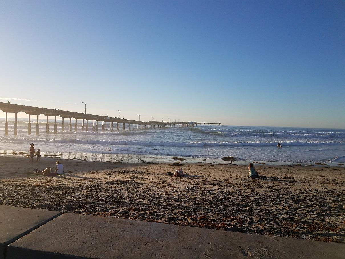 ocean beach california