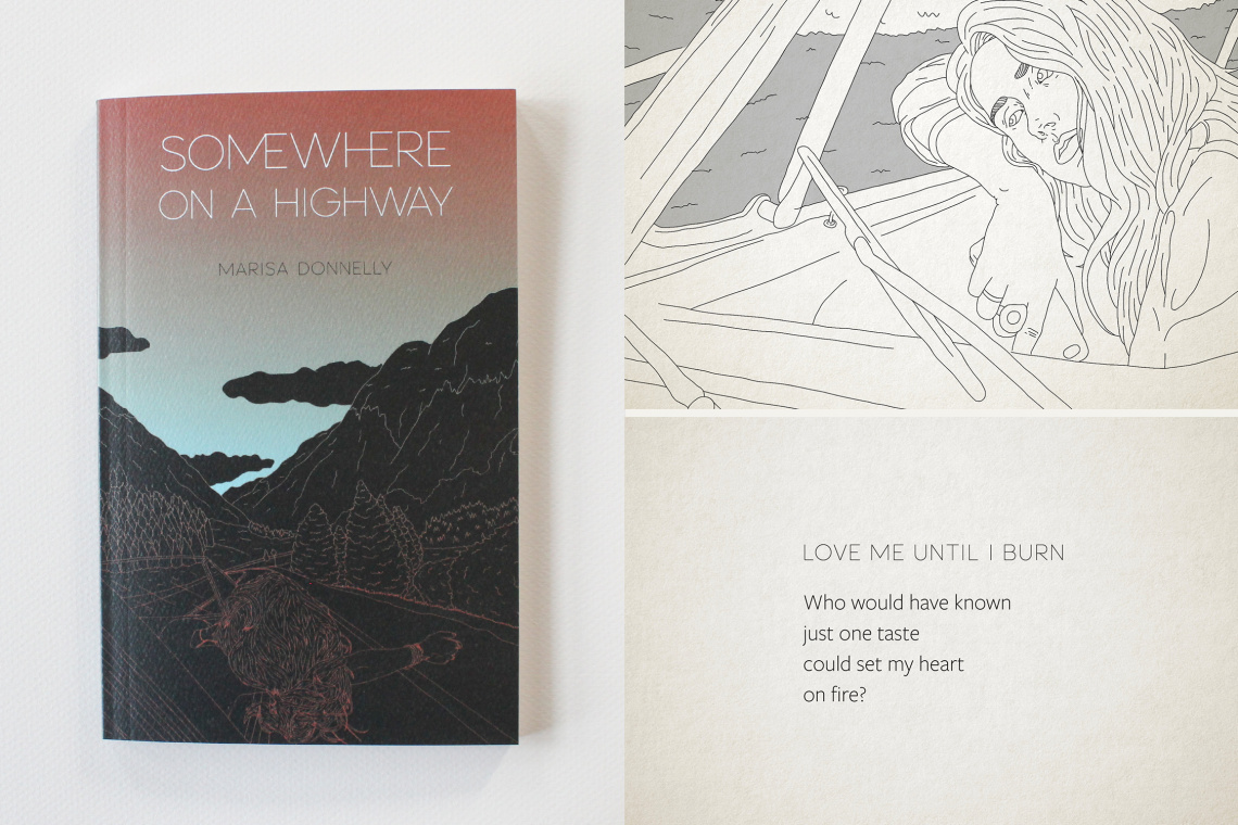Marisa Donnelly first poetry book