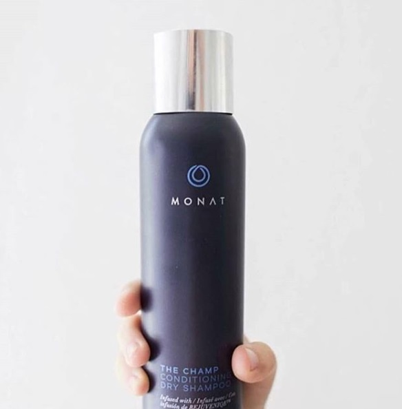 best travel products, Monat Champ Dry Shampoo