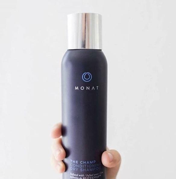 best travel products, Monat Champ Dry Shampoo
