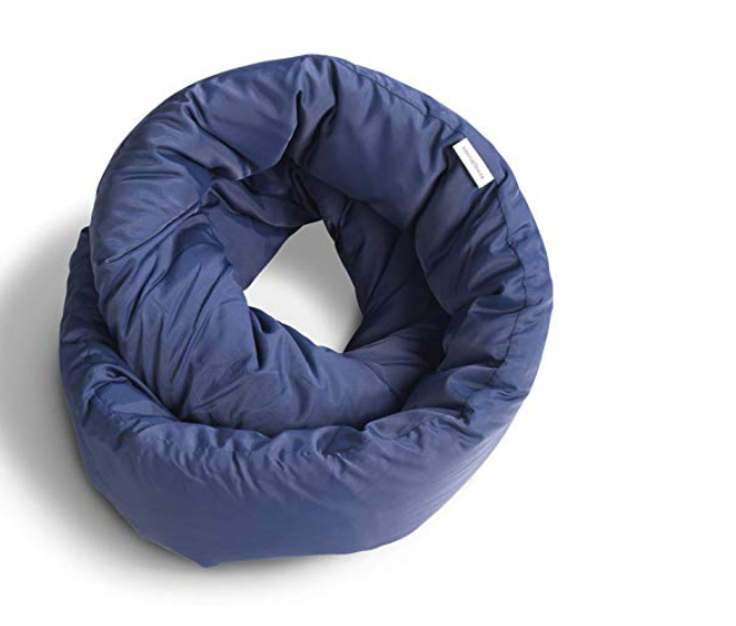 best gifts for travelers, Huzi infinity travel pillow