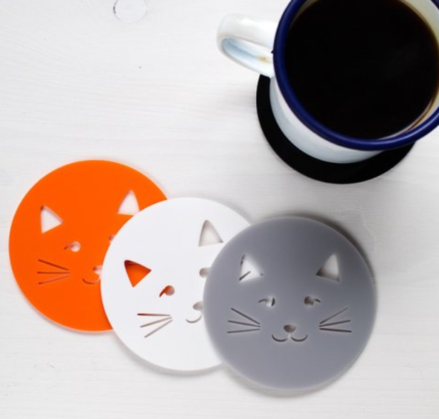 best pet products 2, kitty coasters