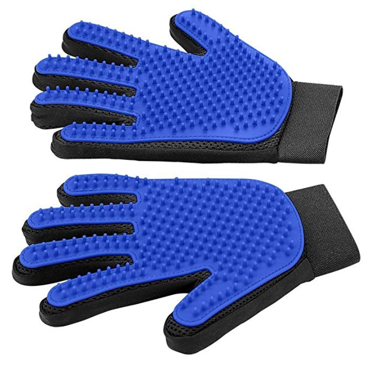 best pet products 7, grooming gloves