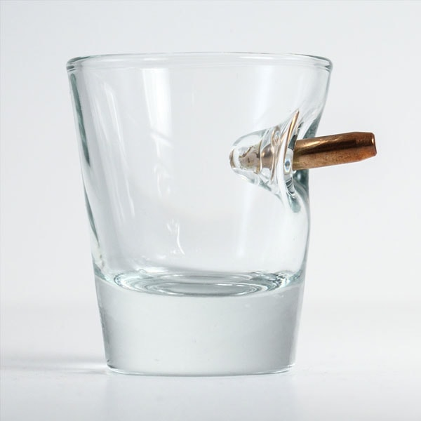 Bulletproof Shot Glass, best last-minute Valentine's Day gifts