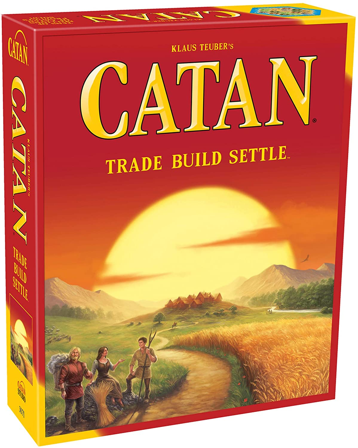 Catan best game for quarantine